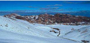 Post de Esquiar en Marruecos: belleza y caos van de la mano en medio del desierto