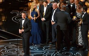 '12 años de esclavitud', gran triunfadora de los Oscar 2014