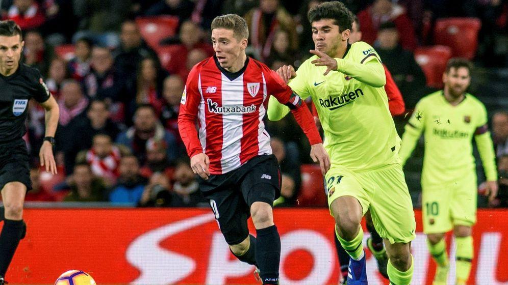 Foto: El Athletic Club-FC Barcelona se jugará el viernes 16 de agosto. (EFE)