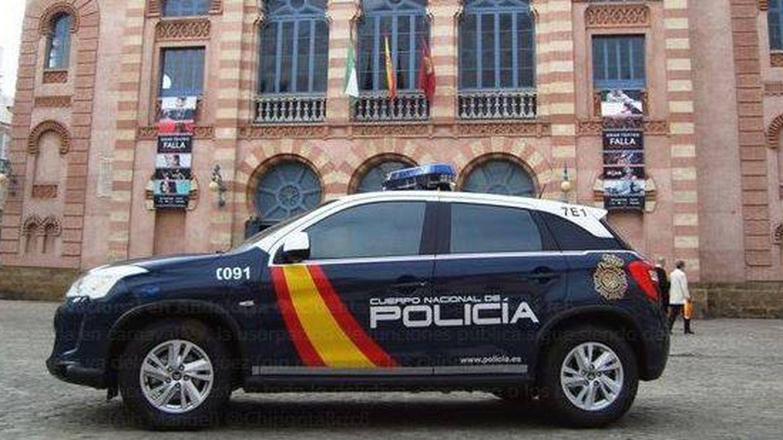 Foto: Detenido por romper la mandíbula de un menor en una pelea multitudinaria en Vigo (Policía Nacional/Twitter)