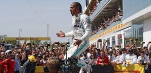 Post de Fórmula 1: La polémica sanción a Vettel quita a Ferrari una victoria segura (gana Hamilton)
