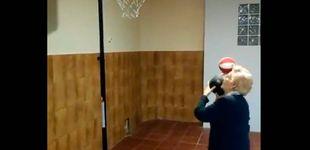Post de Una abuela de 100 años enamora a Pau Gasol con su canasta viral