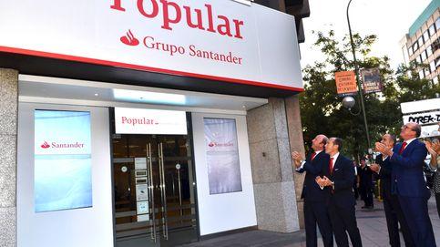 Santander ofrecerá a los prejubilables del Popular los términos de su ERE de 2016