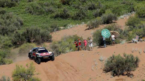 Carlos Sainz se proclama campeón del Dakar