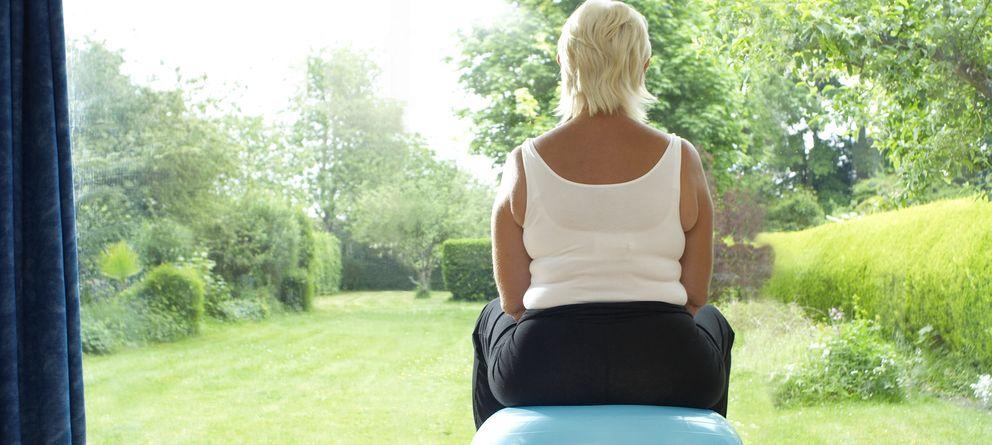 Foto: Sentirse culpable por sufrir sobrepeso frena las posibilidades de adelgazar. (Corbis)