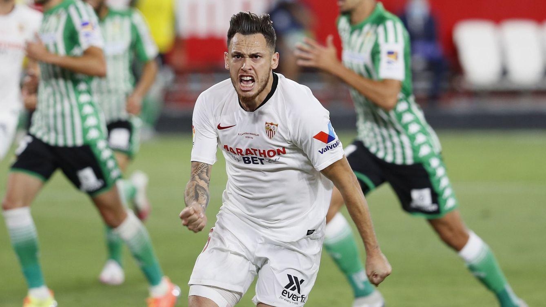 No hubo color en el derbi: el Sevilla desmonta al Betis en la vuelta de la Liga