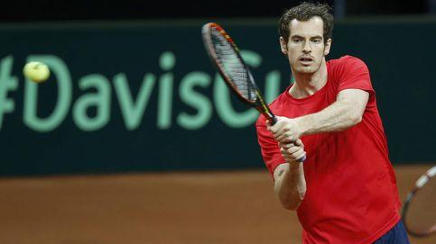 Andy Murray se viste de Fred Perry para la final de la Copa Davis más discreta
