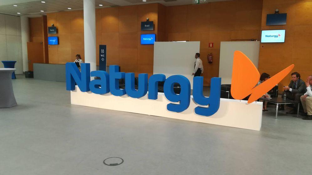 Foto: Gas Natural cambia su marca a Naturgy.