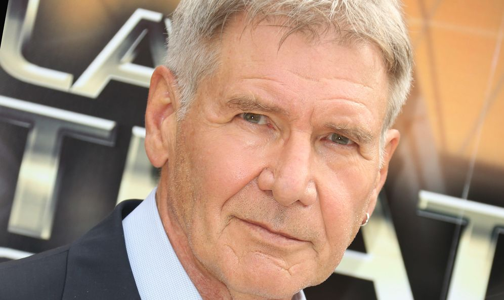 Foto: Harrison Ford (Gtres)