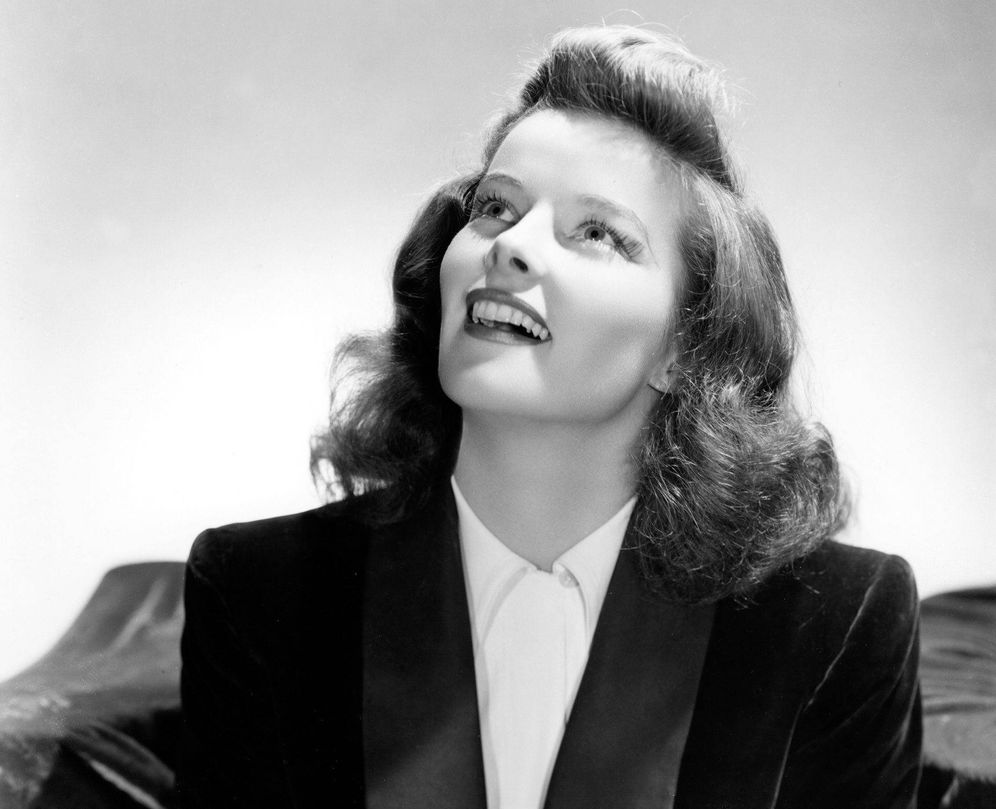 Foto: La actriz en los años 40. (Cordon)