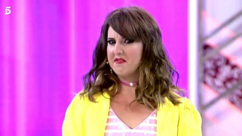 Rocío, participante de 'Cámbiame'.