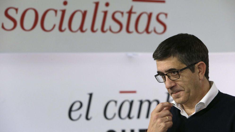 Foto: Patxi López, secretario de Acción Política del PSOE (EFE)