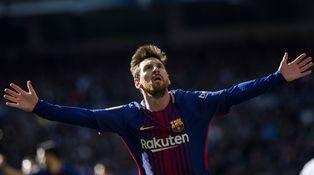 Messi pidió al vestuario del Barcelona ganar rápido la Liga para preparar 'su' Mundial