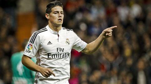 El indisciplinado James tiene (hoy) los días contados como jugador del Real Madrid