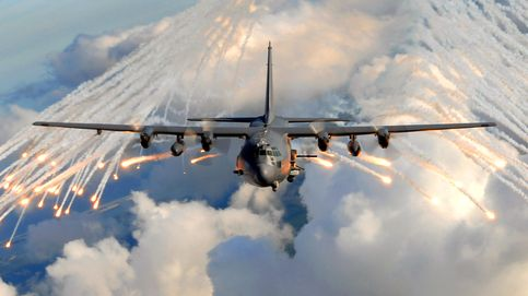 El cañonero que mata de lado: así es el avión que atacó el hospital de Kunduz