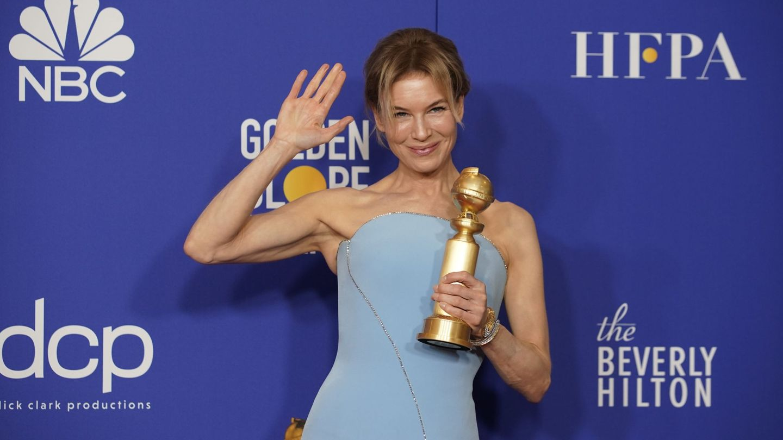 Renée Zellweger. (Reuters)