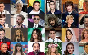 Las caras del éxito en el 2014