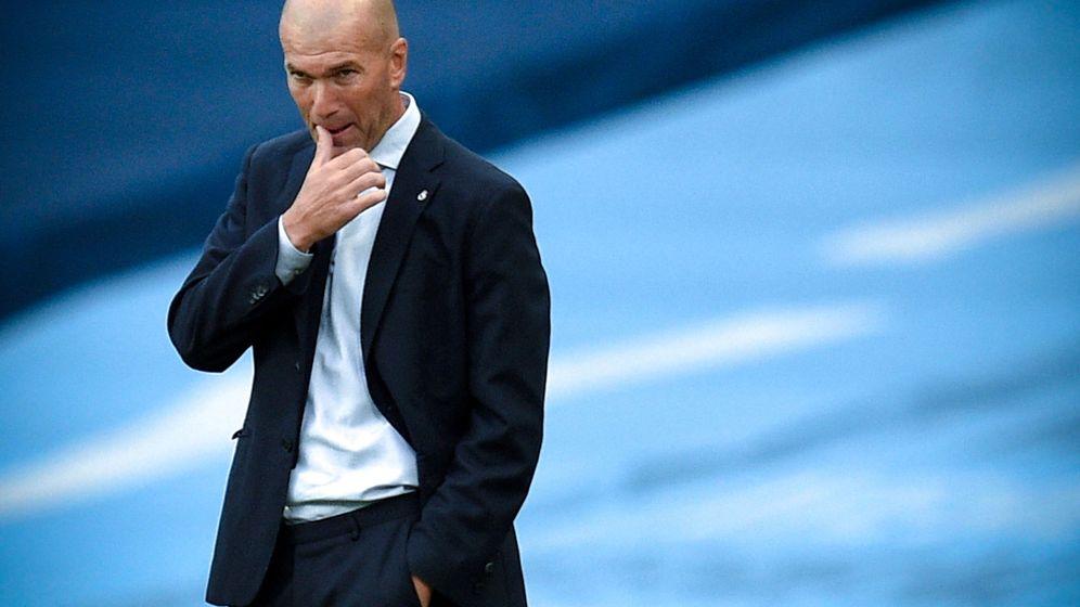 Reducción en la plantilla del Real Madrid