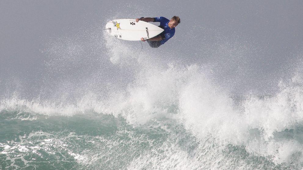 Domar las olas más peligrosas no es suficiente: así funciona la liga de surf