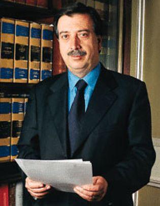 Foto: Un juez católico, Eugenio Gay, tiene la llave para paralizar la Ley del Aborto
