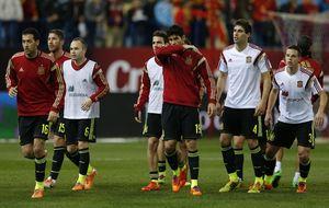 España lucirá en sus trajes mensajes de los aficionados en el Mundial