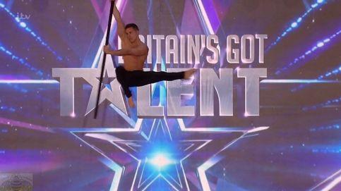 Saulo Sarmiento, el 'español de moda' que deja con la boca abierta al jurado de Britain's Got Talent