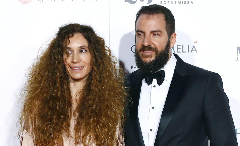 Foto: Borja Thyssen y Blanca Cuesta. (EFE)