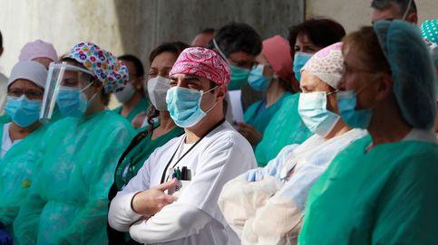 La interinidad de los médicos amenaza la viabilidad de los servicios de Urgencias