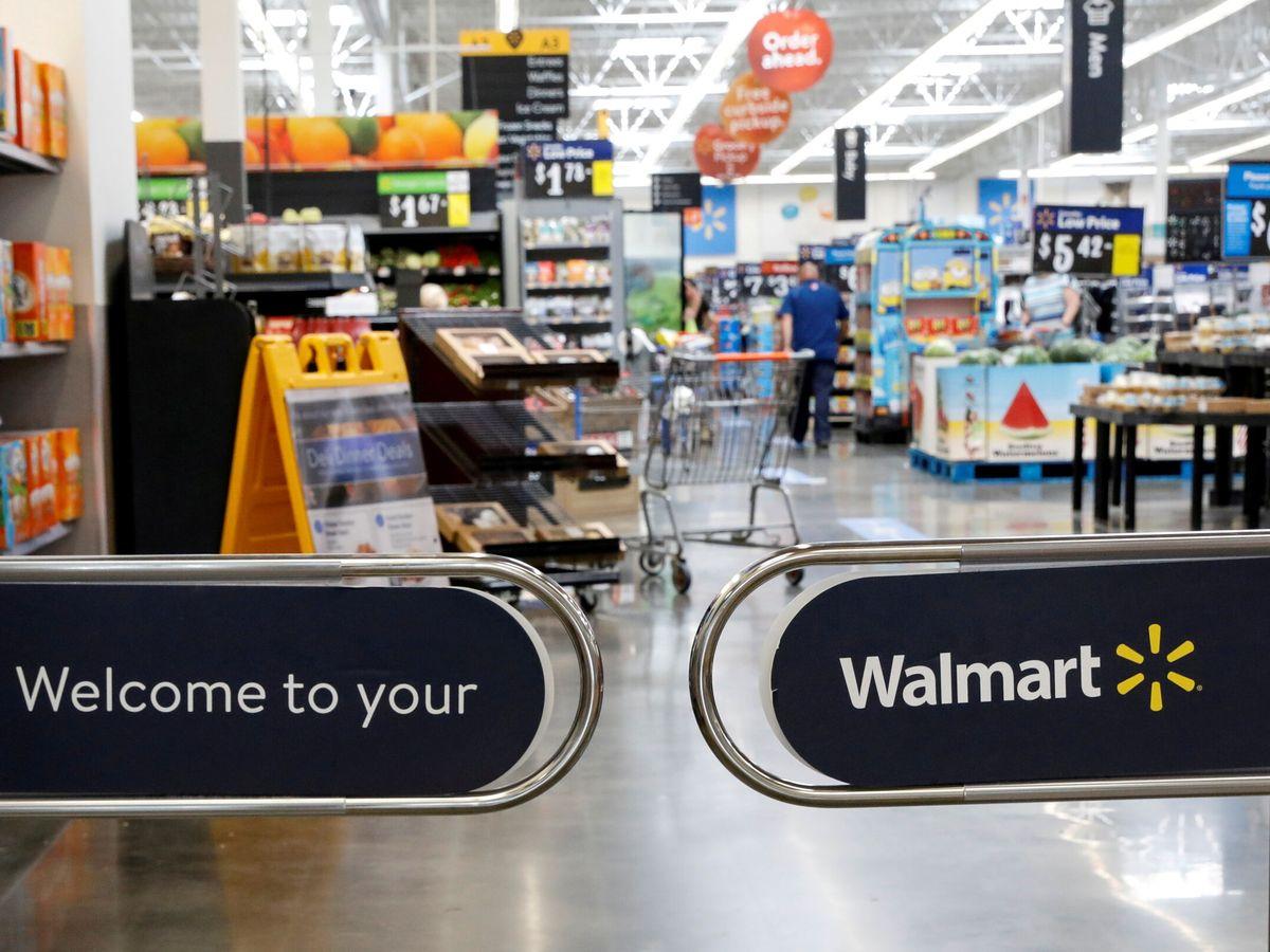 Foto: La empleada usó la megafonía de la tienda para anunciar que se iba (Reuters/Brendan McDermid)