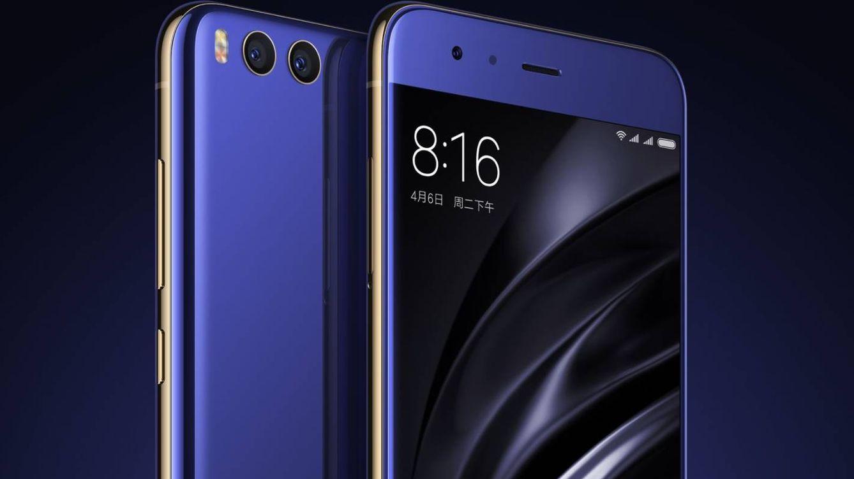 Xiaomi desvela el nuevo Mi 6: así es su 'smartphone' más potente (y asequible)