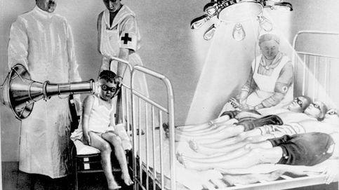 Rayos UV en la escuela: una práctica soviética que comenzó en Gran Bretaña