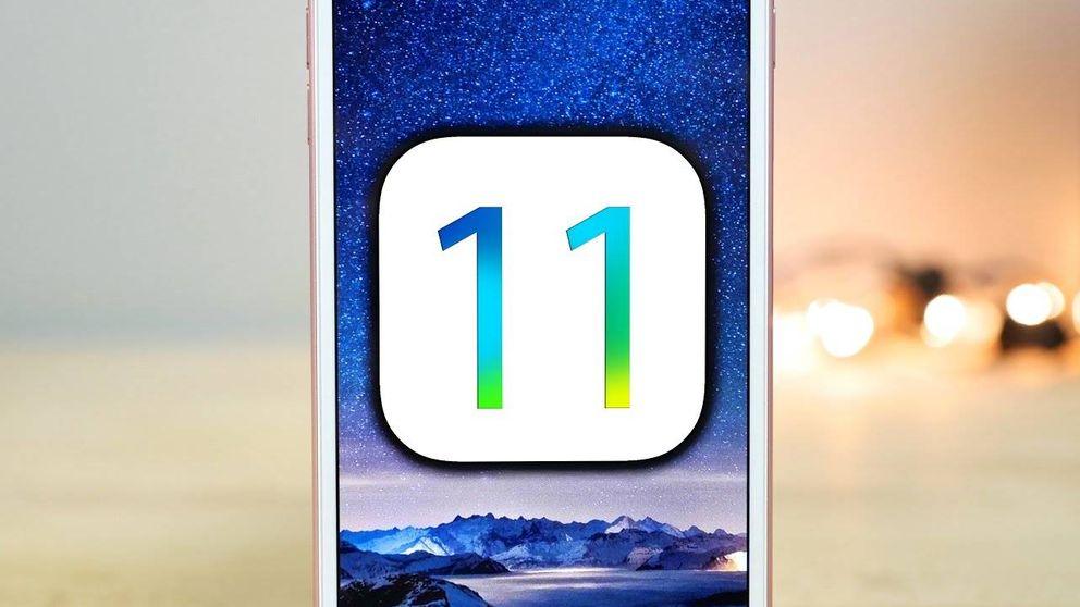 iOS 11 ya está aquí: estas son las mejores funciones que antes no tenías en tu iPhone
