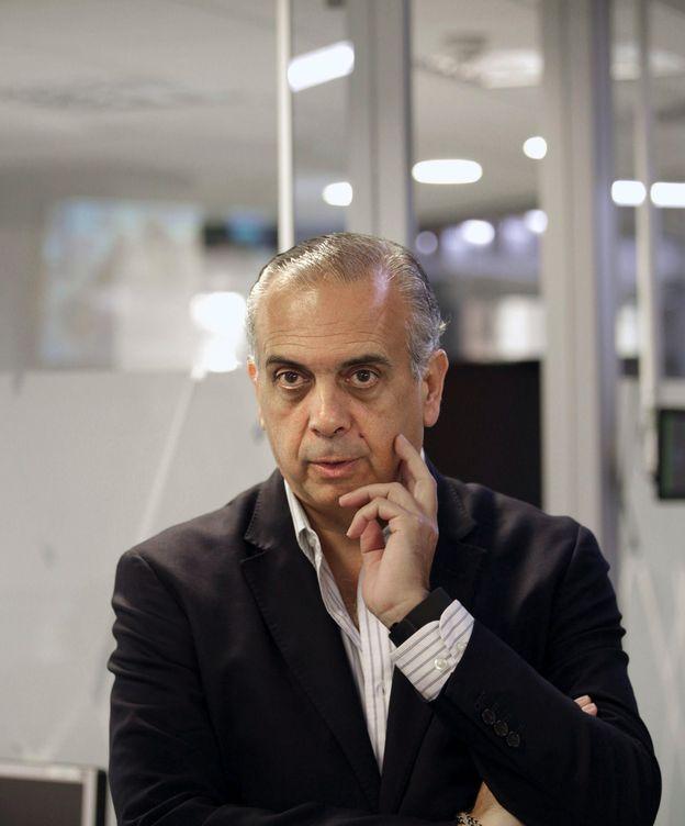 Foto: José Luis Sáez, expresidente de la Federación Española de Baloncesto. (EFE)