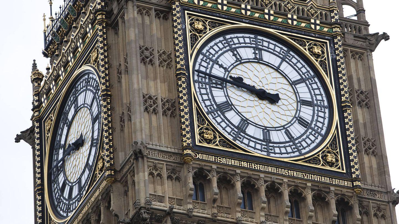 Es la campana, no el reloj. (iStock)