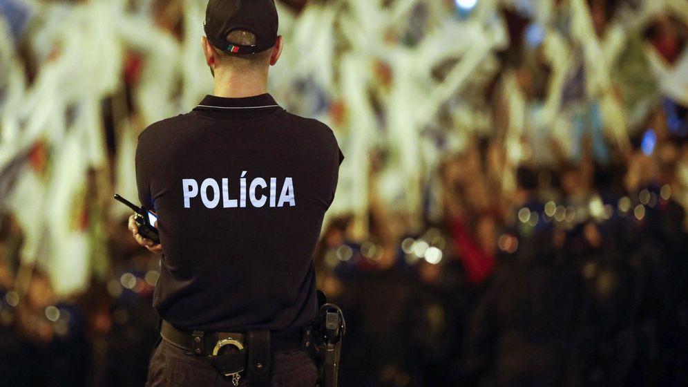 Foto: La policía encontró a las menores gracias a una denuncia anónima (EFE/Antonio Pedro Santos)