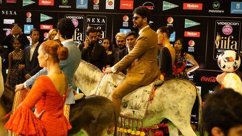 Los Oscar de Bollywood, entre bambalinas