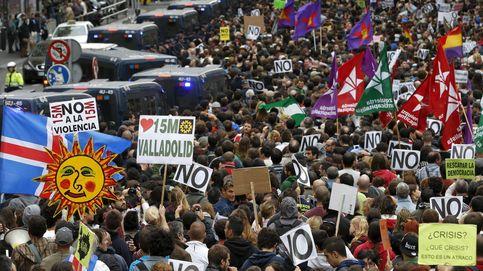 La extrema izquierda convoca protestas para 'tomar' un Madrid sin antidisturbios