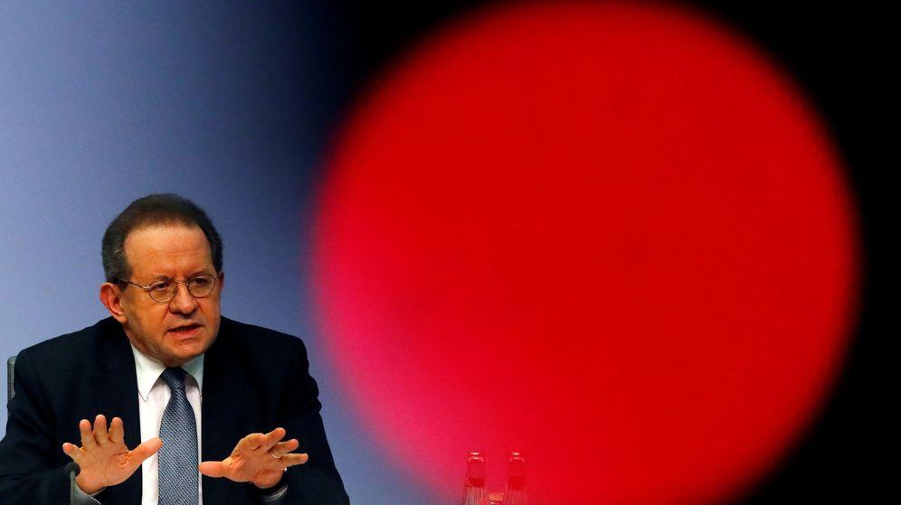 Foto: El vicepresidente del BCE, Víctor Constancio