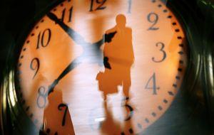 Los científicos han descubierto el botón de reinicio de nuestro reloj biológico