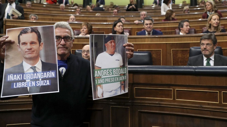 Cañamero: Me da igual que me vengan a detener al Congreso o me metan en la cárcel