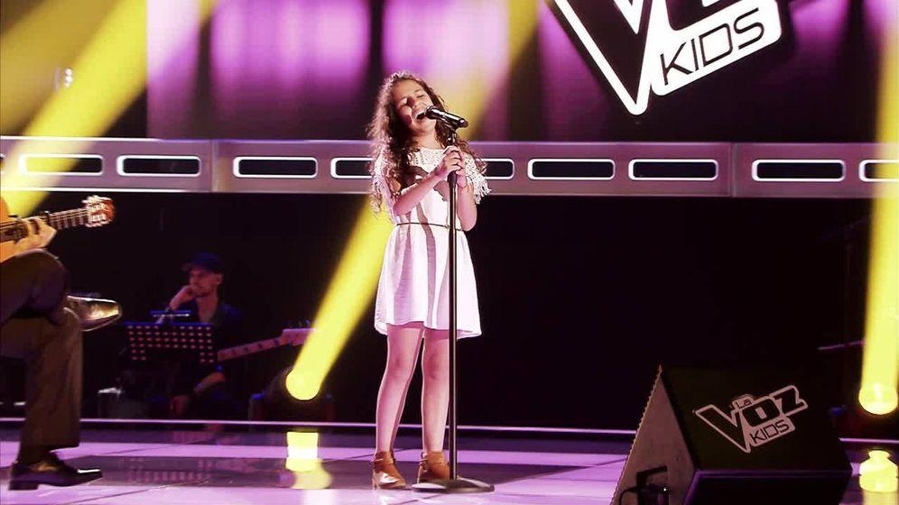 Foto: Una de las actuaciones de 'La Voz Kids 3'.