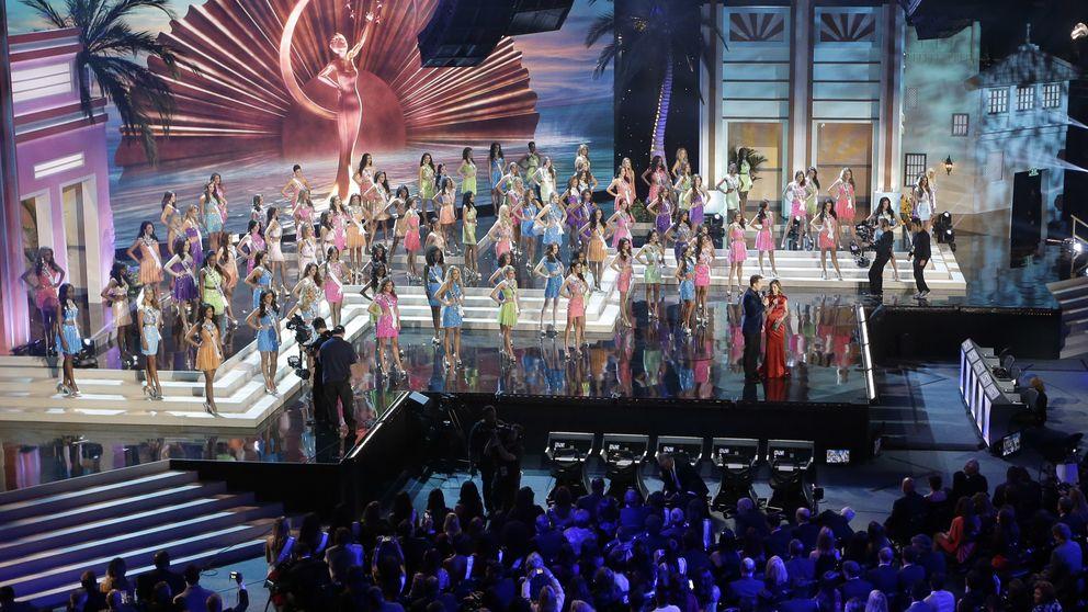 La gran gala final de Miss Universo