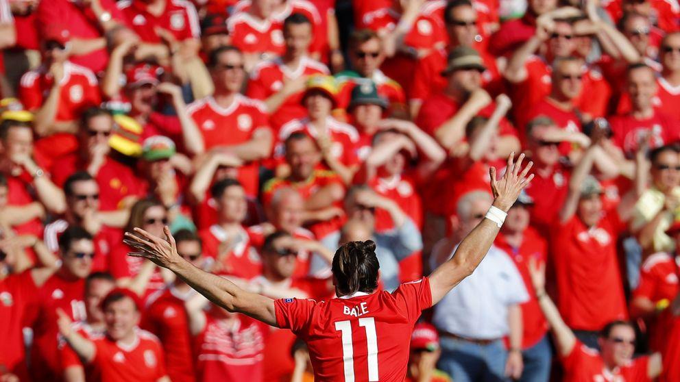 Bale y Gales no pisan el freno y siguen 'on fire' en esta Eurocopa de Francia