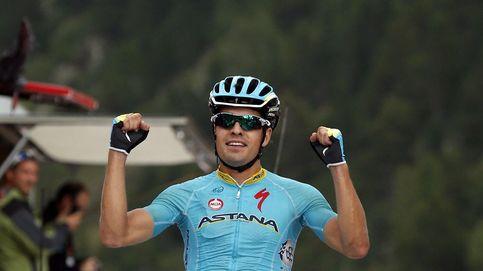 Astana exhibe con triunfo y liderato el trabajo de equipo que quisiera Contador