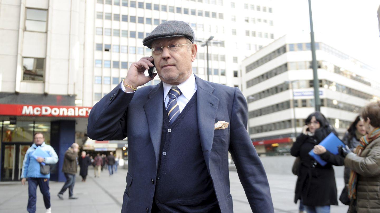 El abogado Javier Saavedra en una imagen de archivo (Gtres)