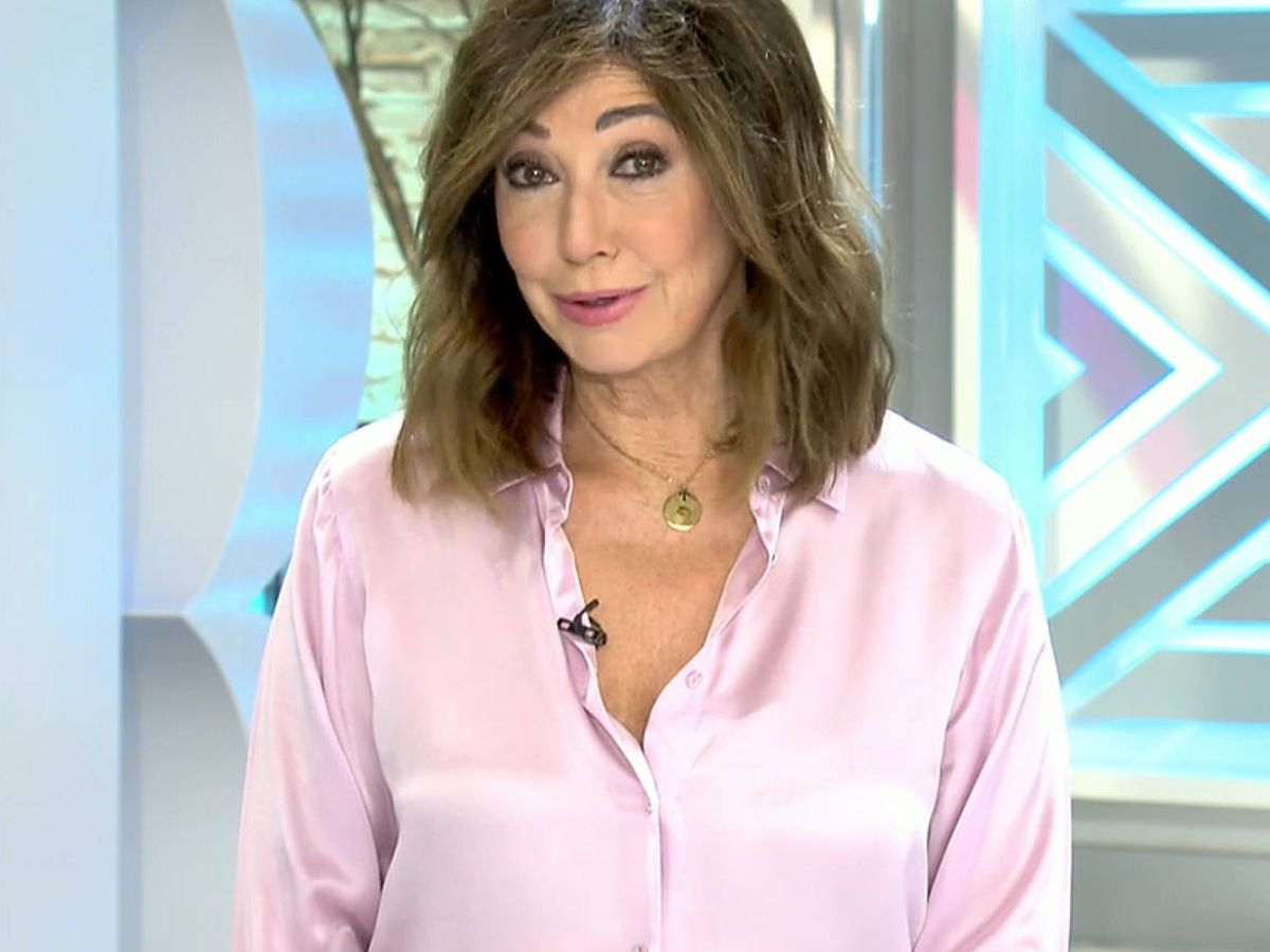 Foto: Inspira tu manicura en las ideas de la presentadora Ana Rosa Quintana. (Mediaset)