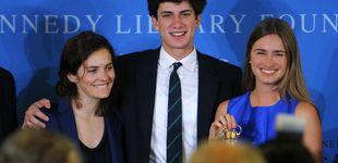 Post de Los tres únicos nietos de JFK, los verdaderos herederos del espíritu Kennedy
