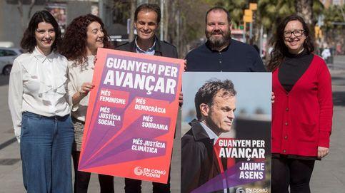 Los 'comuns' apuestan por un referéndum pactado y una constitución catalana