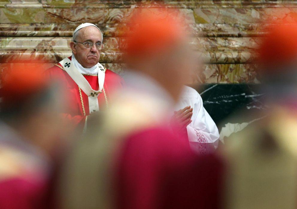 Foto: El Papa Francisco en el Vaticano (Reuters)