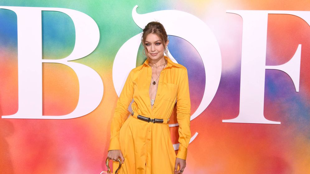 Foto: Gigi Hadid. (Getty)